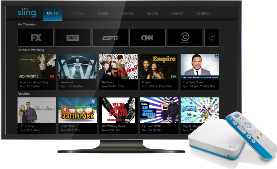Sling TV set to debut the AirTV Player, which combines local