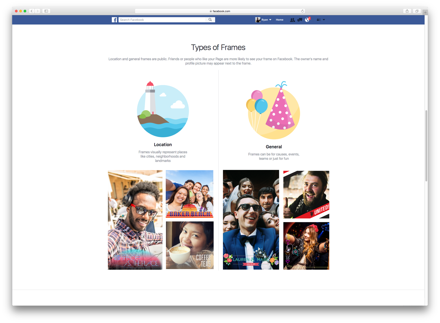 How to make moving profile pictures for facebook