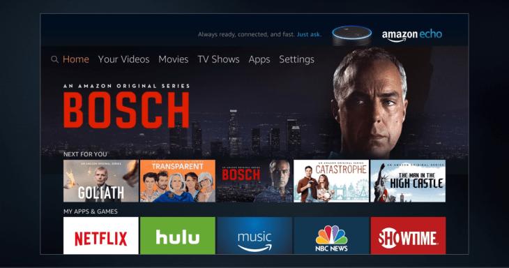 Amazon Fire TV's new look arrives today   TechCrunch