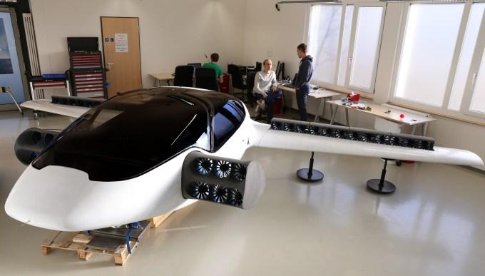 lilium-jet-prototype
