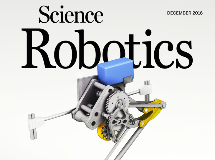 New Journal Science Robotics Is Established To Chronicle The Rise Of