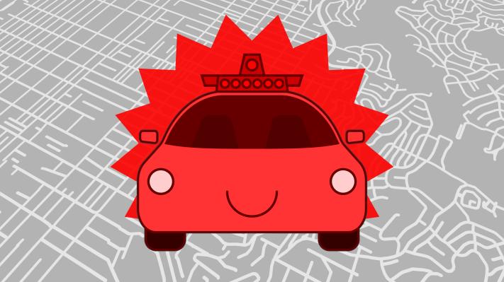 Autonomous Cars New York April