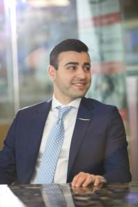 Sergey Petrossov, JetSmarter CEO