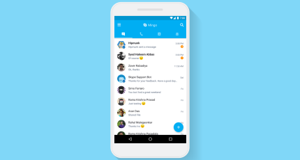 Skype begins testing an all-in-one app on Android offering
