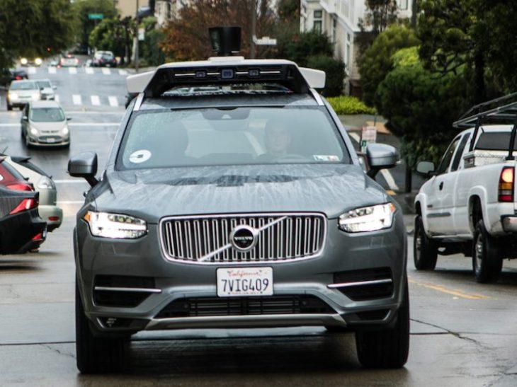 Uber S Fatal Self Driving Car Crash Prompts Ntsb Investigation
