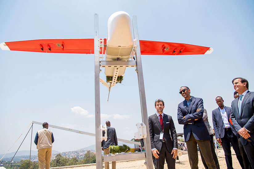 African experiments with drone technologies could leapfrog decades of infrastructure neglect zipline 1