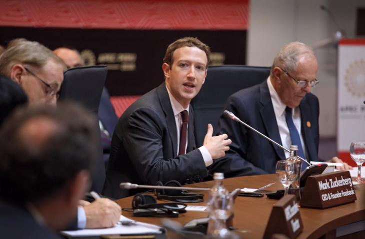 Image result for zuckerberg congress