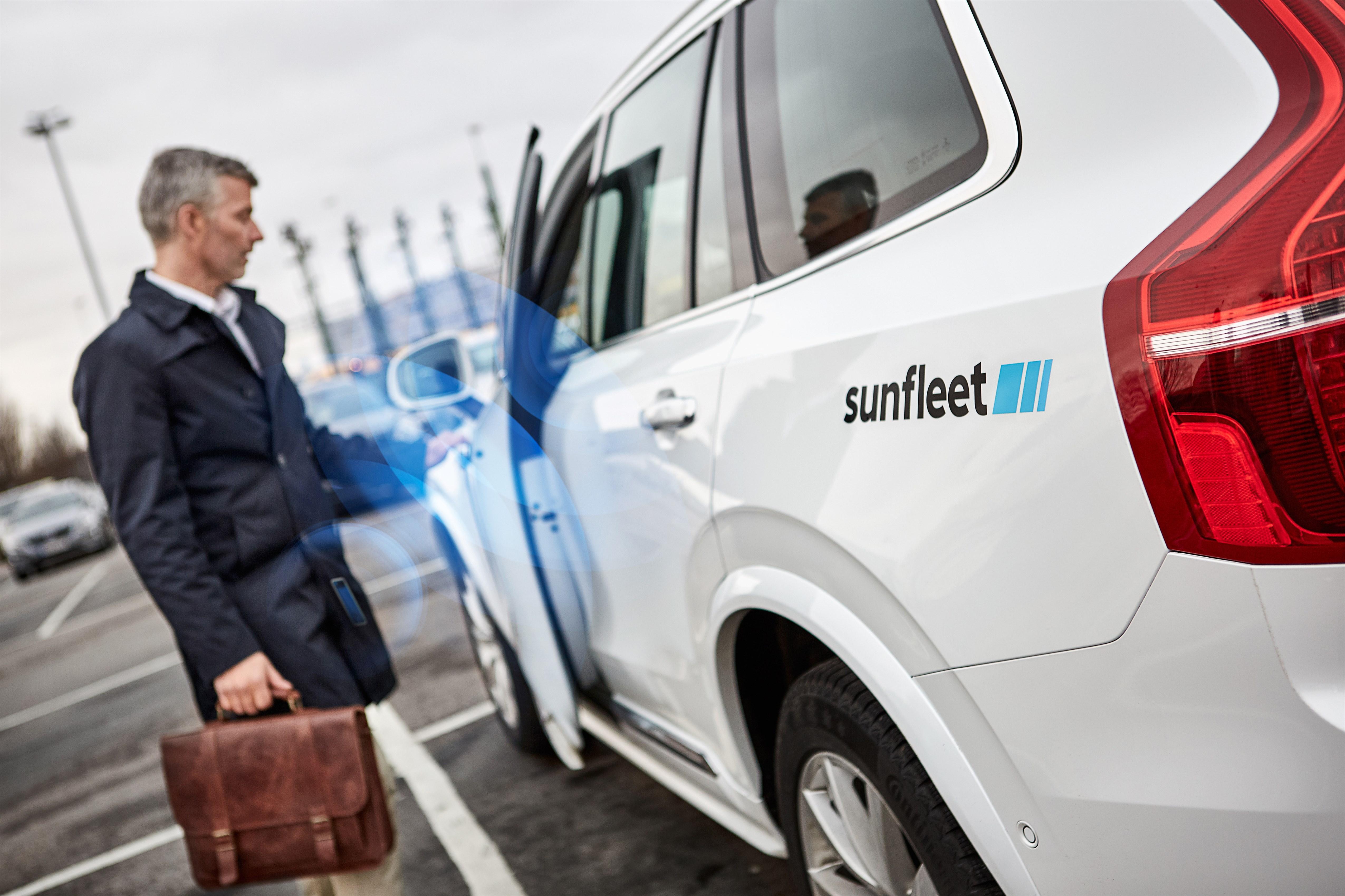Volvo Creates A Car Sharing Unit Techcrunch