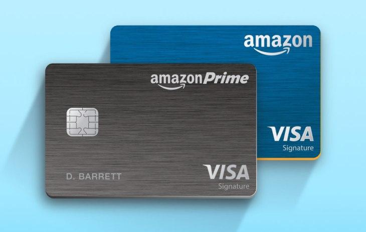 Amazon primes latest perk is a new rewards visa card with 5 back amazon primes latest perk is a new rewards visa card with 5 back reheart Image collections