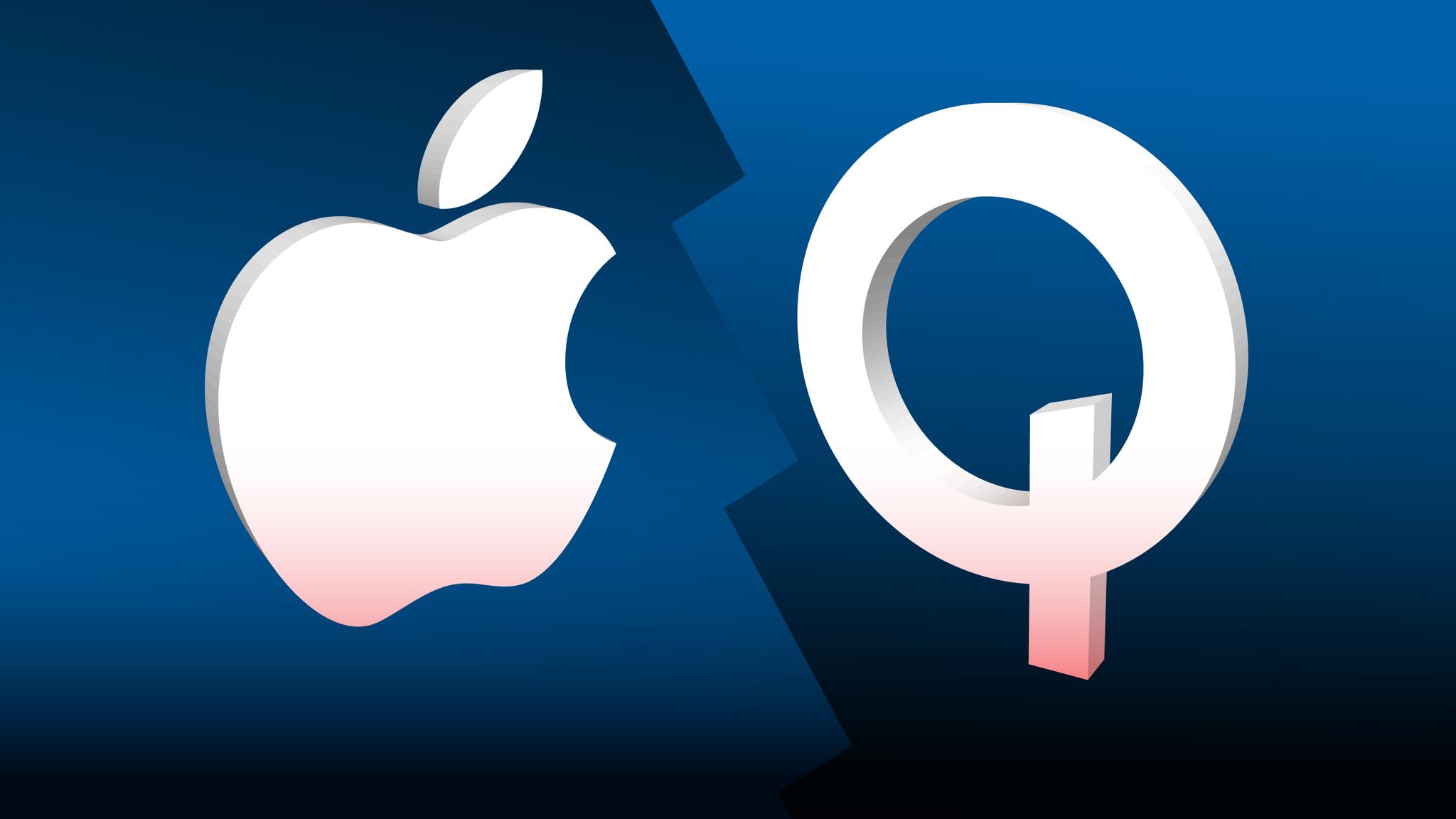 apple stops paying royalties to qualcomm  u2013 techcrunch