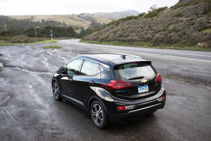 Gm To Introduce Two New All Electric Cars By 2019 In Path To Zero