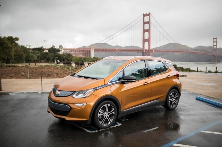 Driving The 2017 Chevrolet Bolt Ev Techcrunch