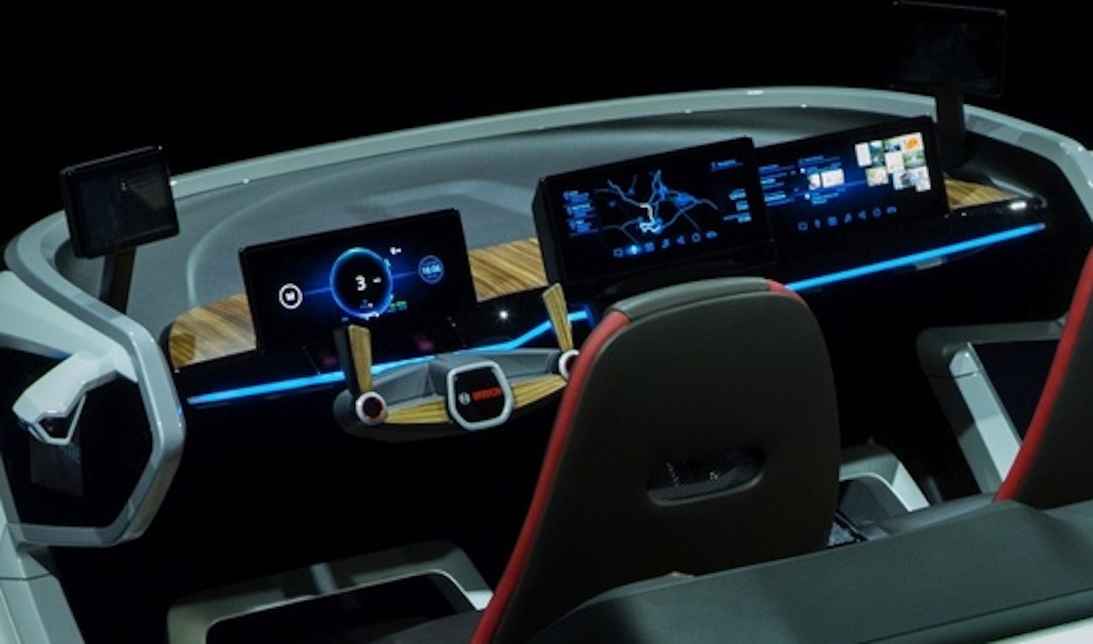 Hand Controls For Cars >> Look out for Ultrahaptics haptic feedback in new cars this year – TechCrunch