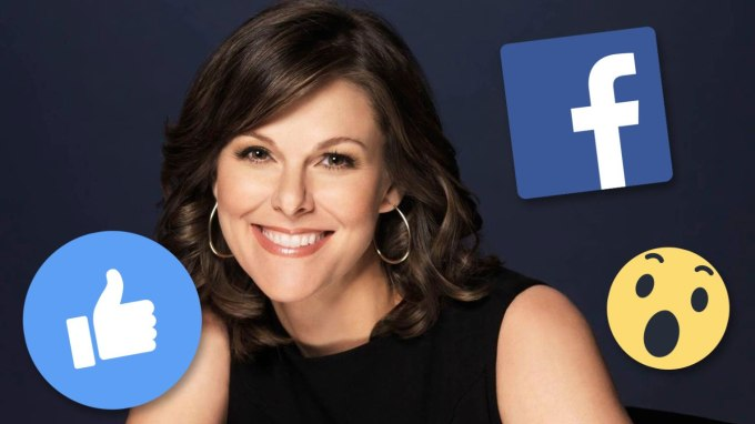 Facebook's new Head Of News, former TV anchor Campbell Brown