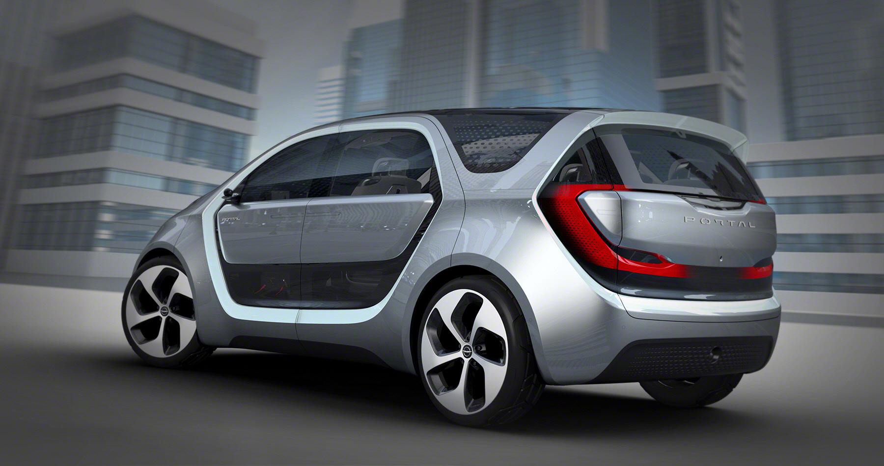 Fiat Chrysler S Portal Concept Is A Van With A Plan For Autonomous