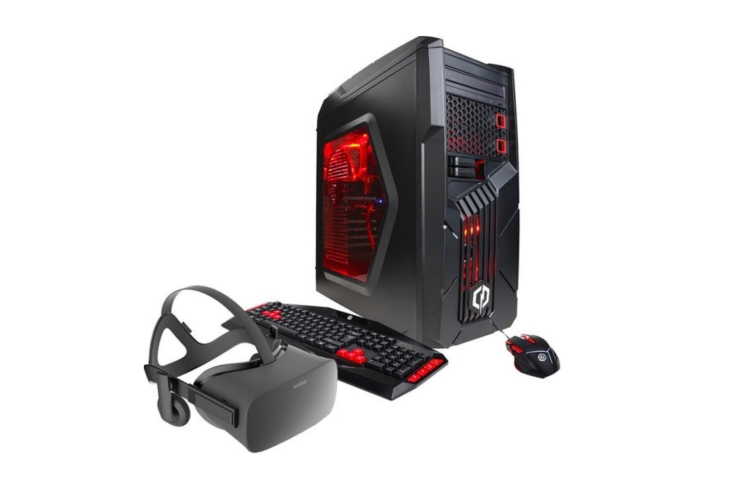 778be2d602bb6e CyberPowerPC intros VR-ready PC for  499