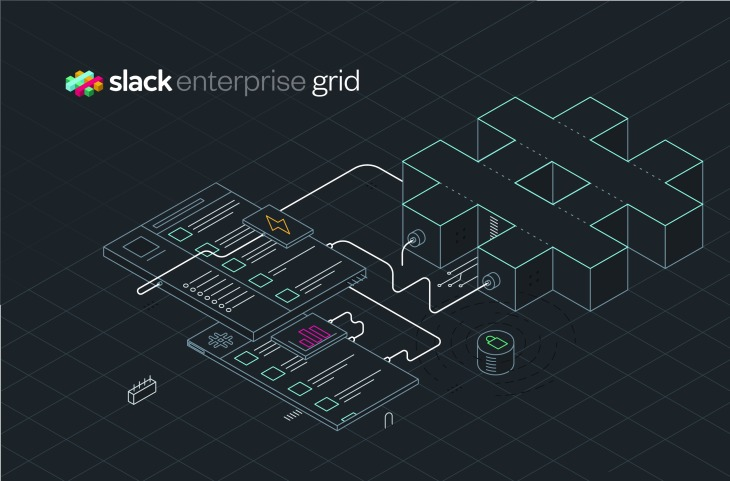 Slack takes aim at the corporate sector with Enterprise Grid