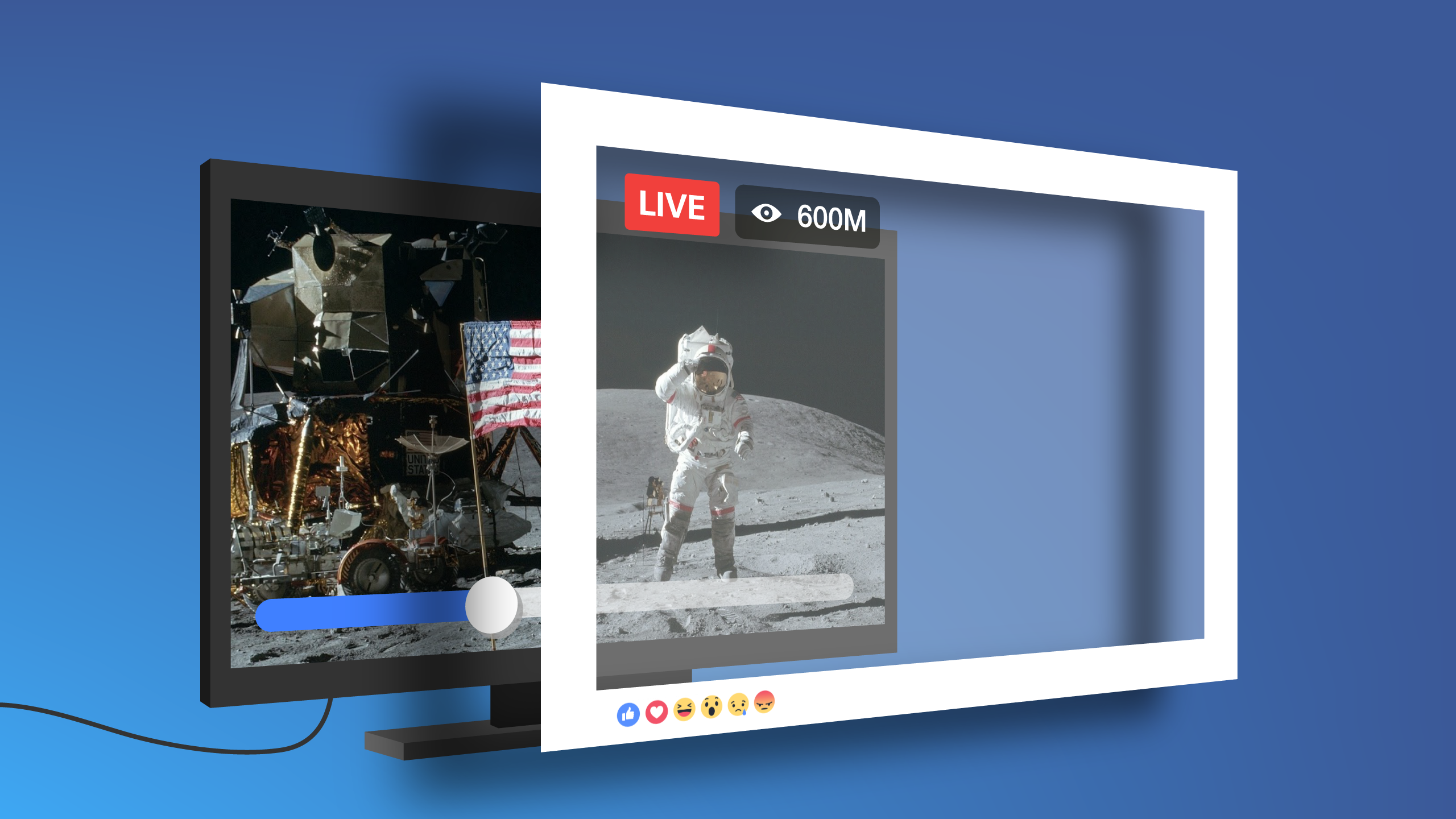 "Facebook needs to crack down on fake ""Live"" videos 