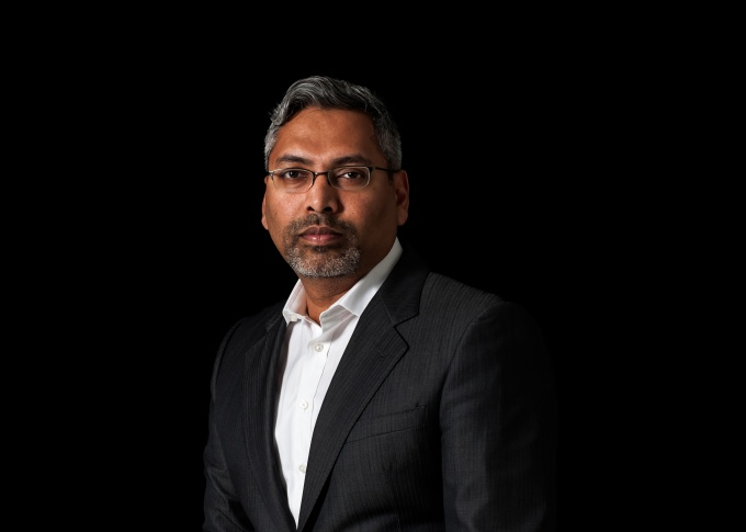 Kespry CEO George Mathew