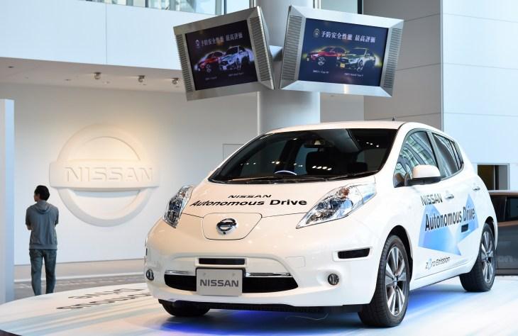 An Auto Company Earnings Nissan
