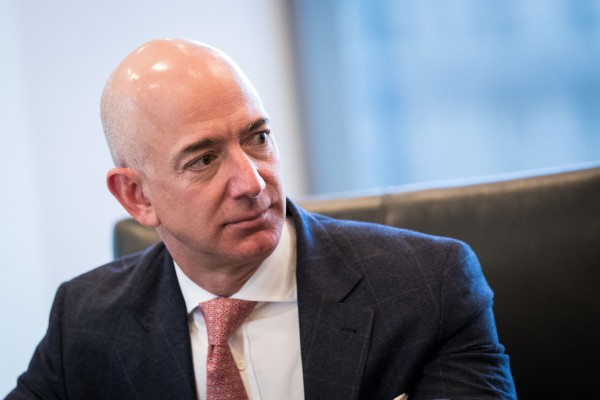 Jeff Bezos accuses National Enquirer of blackmailing him - and publishes the details himself