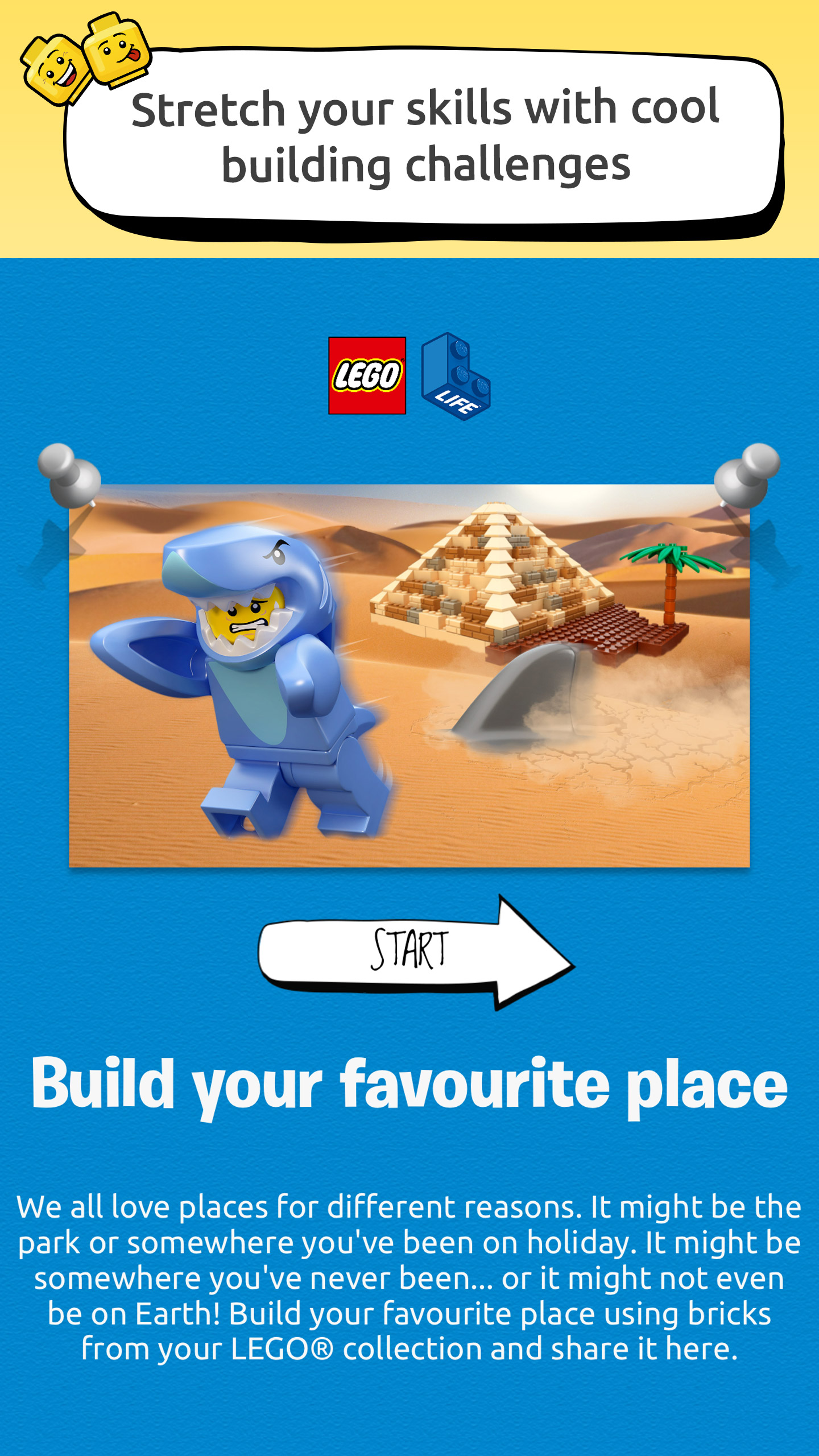 LEGO Life is a new social network where kids can share their