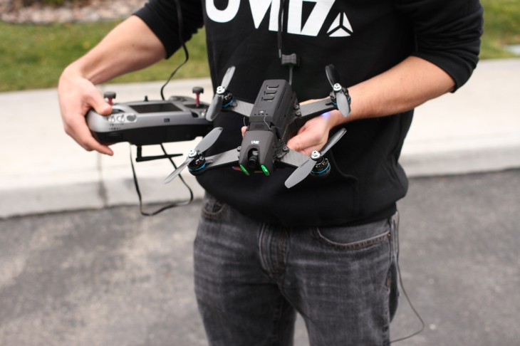 UVify's plucky little Draco drone hits speeds up to 100