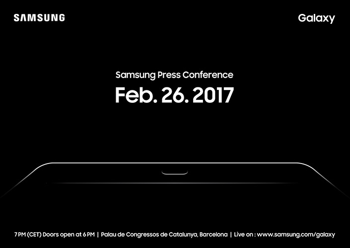 bb4ec4edc5ee Samsung teases new tablet launching at Mobile World Congress ...