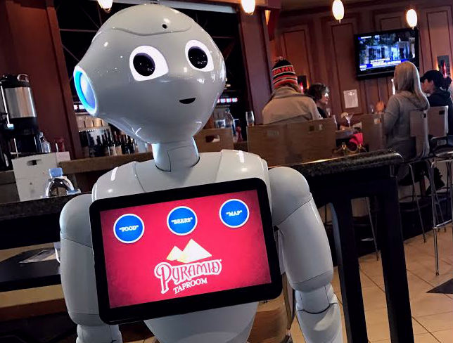 SoftBank makes it easier to customize Pepper the robot's