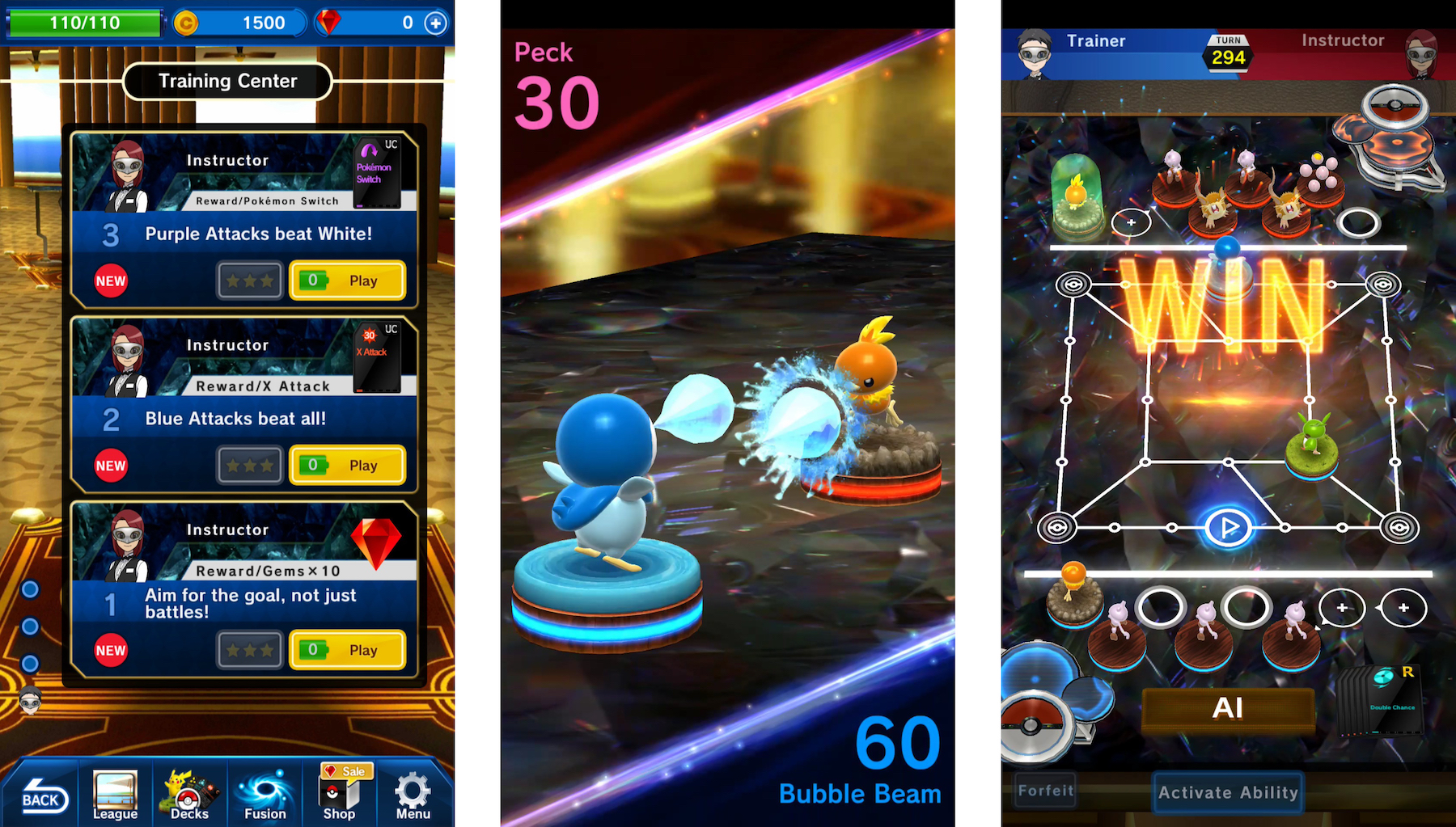 Pokémon launches Duel, a new free iOS and Android strategy battle