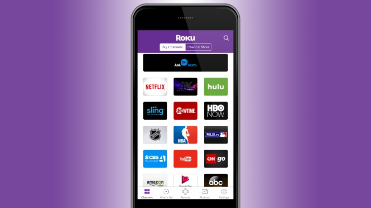 Roku's new app can replace its remote, help you find