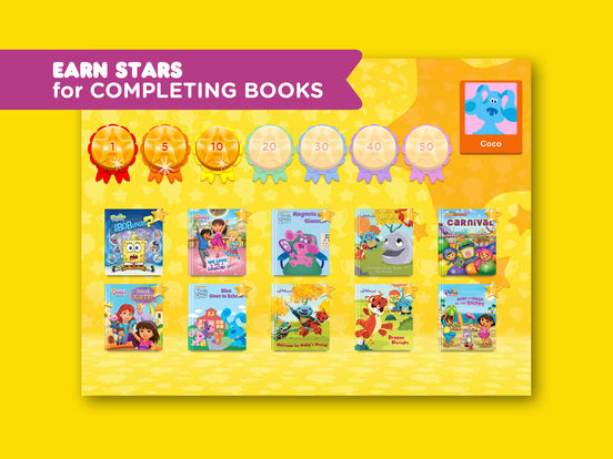 Nickelodeon gets into e-books with new reading app for kids ...