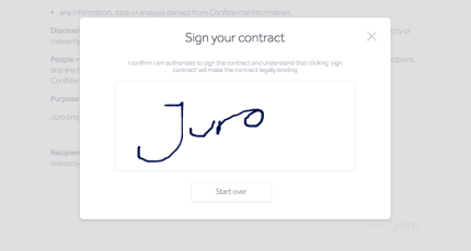 juro gets 750k to optimize sales contract workflow