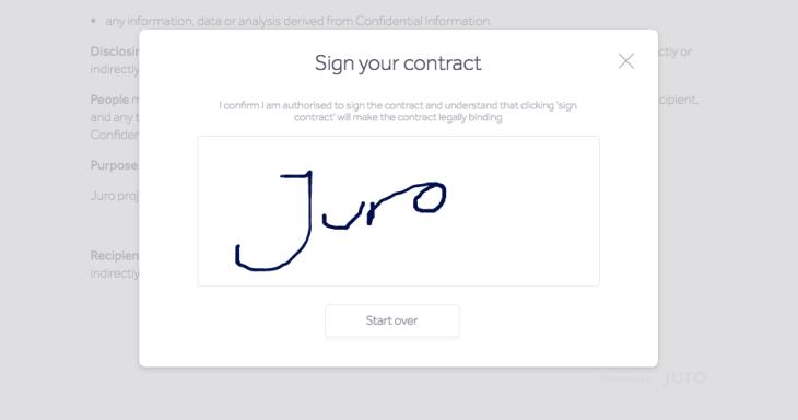 Juro Gets 750k To Optimize Sales Contract Workflow Techcrunch