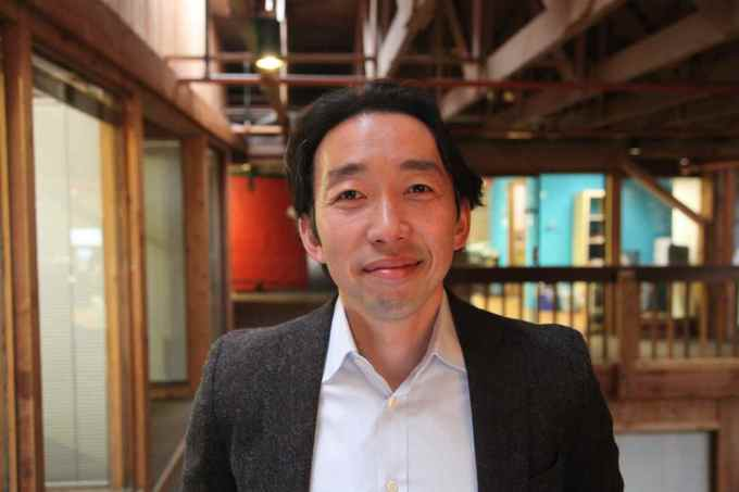Shin Inoue, founder and chief executive of 401(k) advisory service ForUsAll