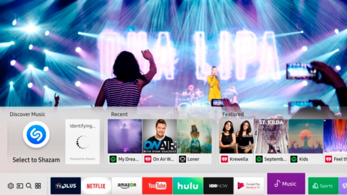 Samsung rolls out new smart TV services for sports, music & video