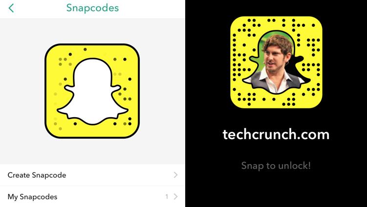 UnlockTap Snapchat