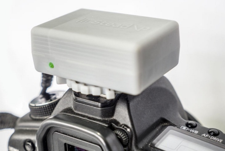 SteadXP wants to add image stabilization magic to any camera