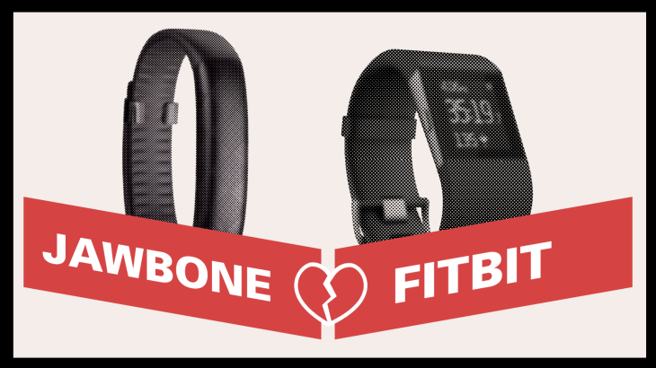 Fitbit Employees Charged With Stealing Jawbone Trade Secrets