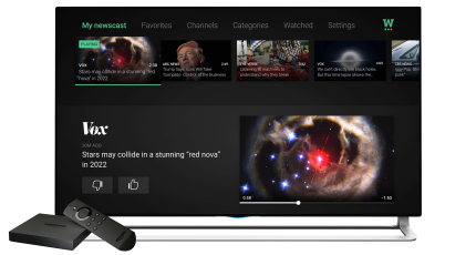 Plex acquires Watchup to bring streaming news to its media