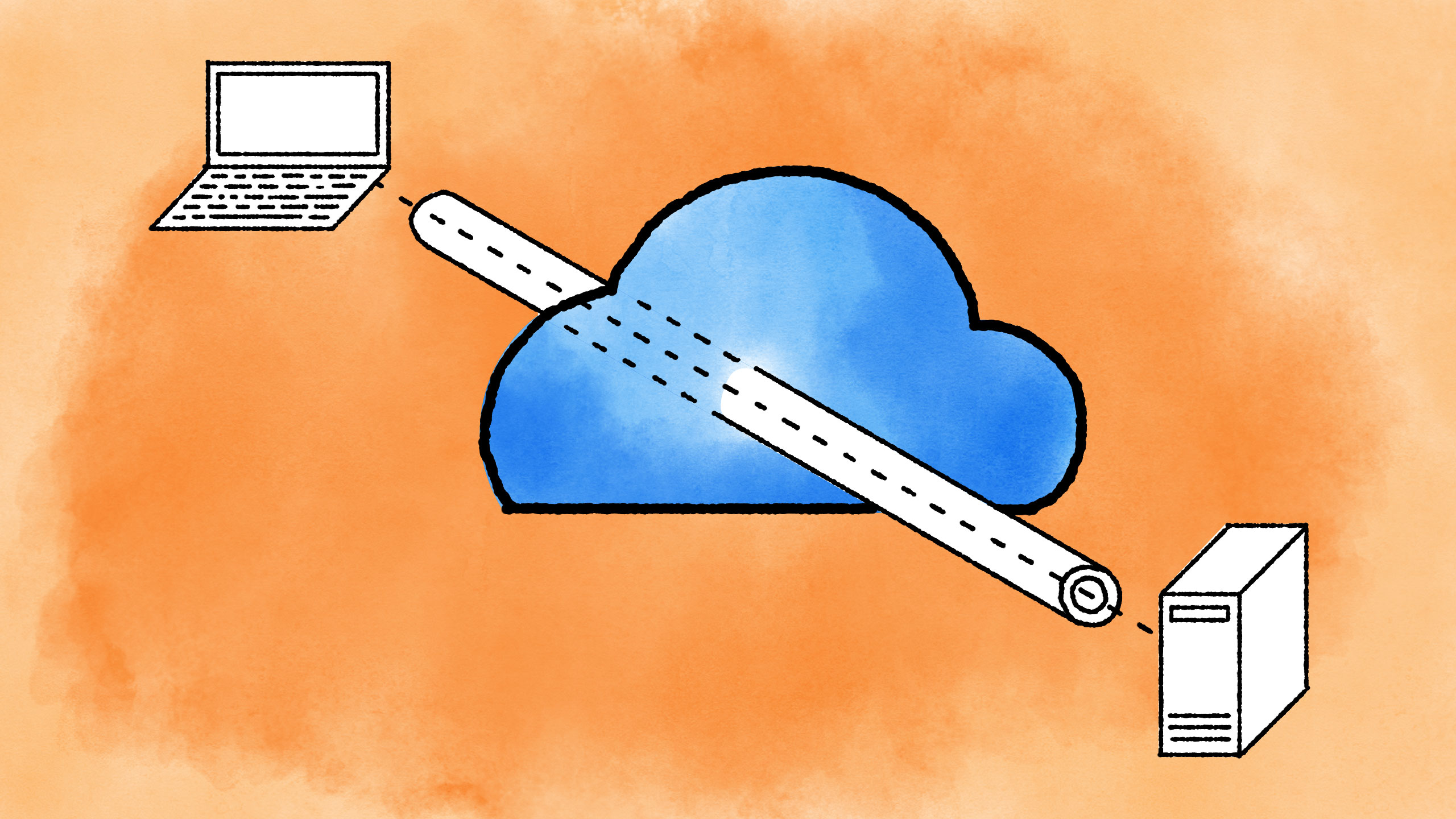 Create your own vpn in the cloud