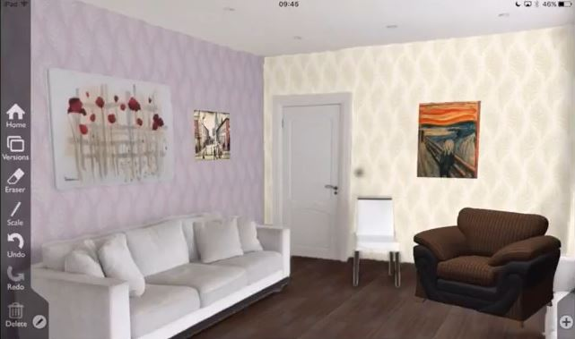 DigitalBridge Lets You U201ctry Onu201d Home Décor Products Before Purchasing |  TechCrunch