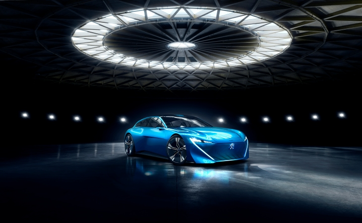 Peugeot plans 100 percent electrified vehicle lineup by 2025 ...