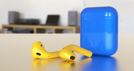 ColorWare will paint your Apple AirPods any color | TechCrunch