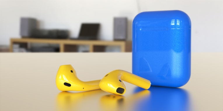 ColorWare will paint your Apple AirPods any color – TechCrunch