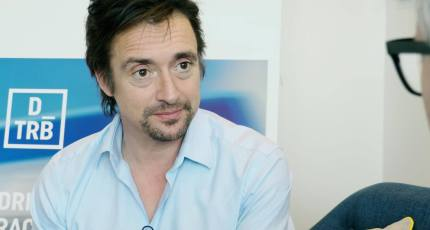 2378d32a8fff Car celebrity Richard Hammond talks about launching the DriveTribe ...
