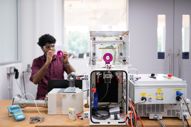 Dyson opens new Singapore tech center with focus on R&D in