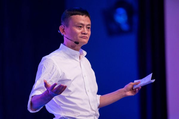 Jack Ma says he isn't about to retire from Alibaba but is planning a gradual succession gettyimages 492470620