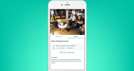 Google quietly launches Meet, an enterprise-friendly version