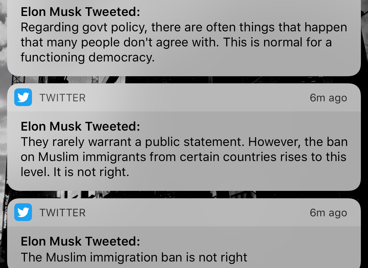 Elon Musk posts, then deletes, tweets calling Trump's ...
